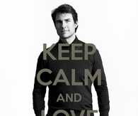Keep Calm Love Tom