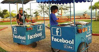 Facebool food carts