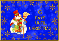 6 Days Until Christmas