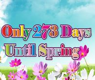 273 Days Until Spring