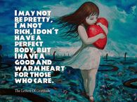 I May Not Be Pretty