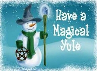 Have a magical Yule