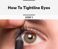 DIY Tightline Eyes
