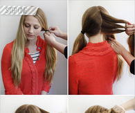 DIY Halo Braid