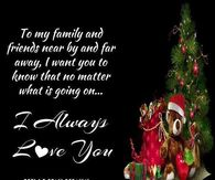 to my family and friends