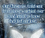 Remembering Loved Ones on Christmas