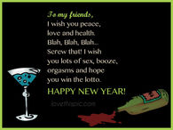To my friends