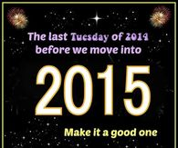 last Tuesday of 2015