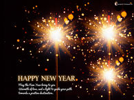 May the New Year bring you warmth of love....Happy New Year