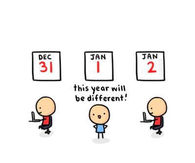 This Year Will Be Different Chibird