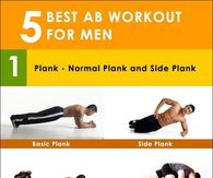 5 Best Ab Workouts For Men