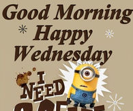 Good Morning Happy Wednesday