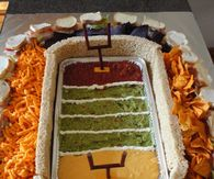 Superbowl Snack Tray