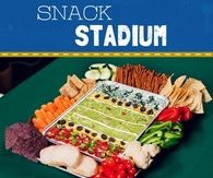 DIY Snack Stadium
