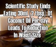 Health tips Coconut Oil