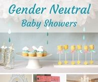 Gender Nuetral Baby Shower