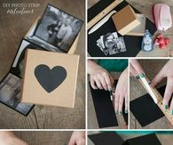 DIY Valentines Gift Boxes