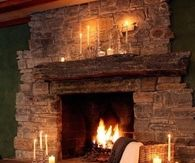 Romantic Fireplace