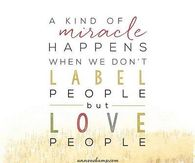 Love people instead