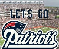 Lets Go Patriots