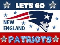 Lets Go New England Patriots