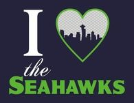 I love the seahawks