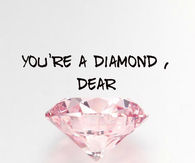 You're a diamond dear, they cant break you