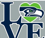 Seattle Seahawks Love