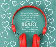 Music speaks what cannot be expressed.....