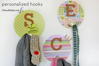 How to make personalized hooks