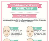 9 simple steps for perfect makeup