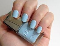 Dior Ice Blue Nail Polish
