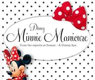 Disney Minnie Manicure