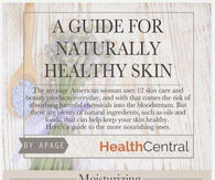Guide to healthy skin