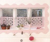 Pretty Pink Shabby Chic Bathroom