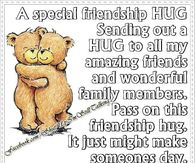 Special Friendship Hug