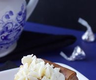 Expresso chocolate cheesecake