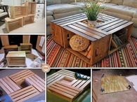 DIY Wine Table