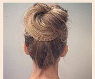 Loose Top Bun