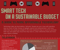 Smart Tech on a Sustainable Budget