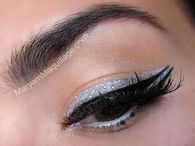 Light Sparkles Eye Makeup