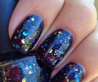 Comet In The Sky Nail Polish