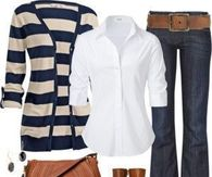 Cardigan Spring Outfits