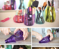 DIY Storage Bottles