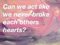Broken Hearts Quote
