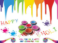 Happy Holi Wishes Messages | Holi Greetings