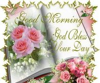Good Morning God Bless Your Day