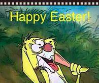 Crazy Rabbit Easter