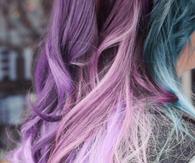 Pretty Colored Hair