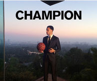 Champion Steph Curry